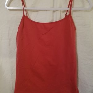 The Limited Camisole in Coral